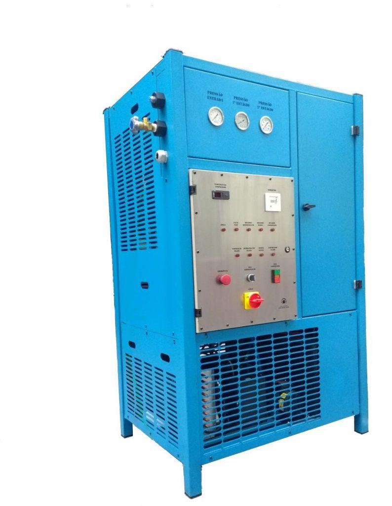 Compressor Enchedor Cilindro